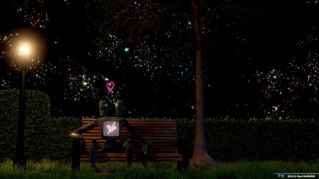 Robot Love - Rendu du concours