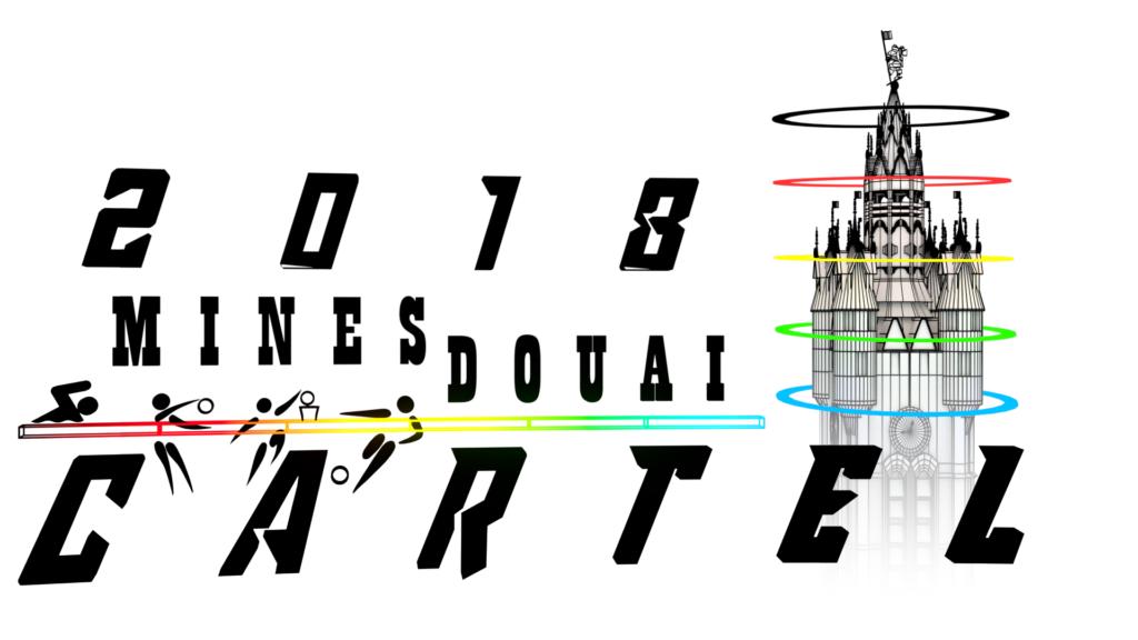 Proposition de logo pour le cartel des Mines 2018.